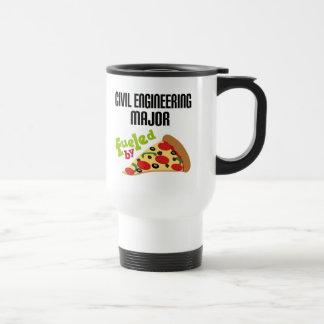 Civil Engineering Major Travel Mug