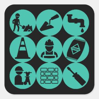 Civil Engineering Sticker