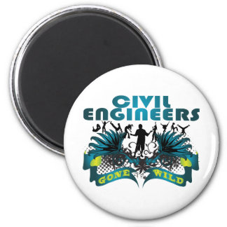 Civil Engineers Gone Wild Magnet