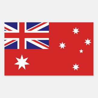 Civil Ensign of Australia Sticker