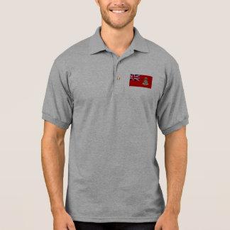 Civil Ensign the Cayman Islands, United Kingdom Polo Shirt