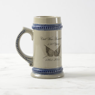 Civil War 150th Anniversary Stein
