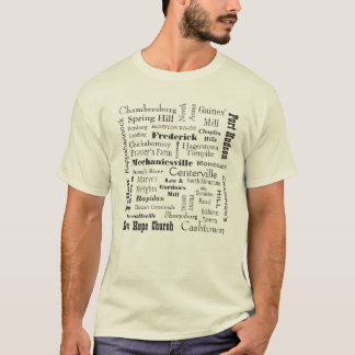 Civil War 150th Anniversary T-Shirt