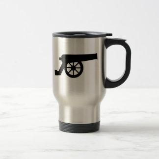 Civil War Cannon Mugs