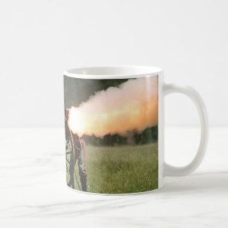 Civil War Cannon Mug