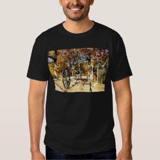 Civil War Cannon T-shirts