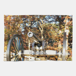 Civil War Cannon Towels