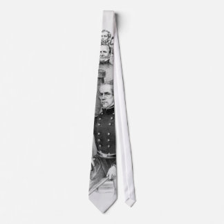 Civil War Generals of the Union tie