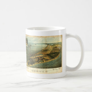 Civil War Hammond General Hospital and Prison 1864 Coffee Mug
