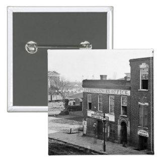 Civil War in Atlanta 1864 Pins