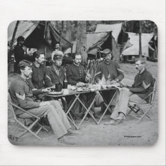 Civil War Life Mousepad