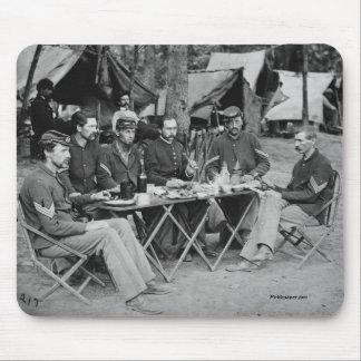 Civil War Life Mousepad