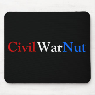 Civil War Nut Mousepad