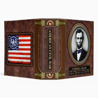 Civil War Research Binder