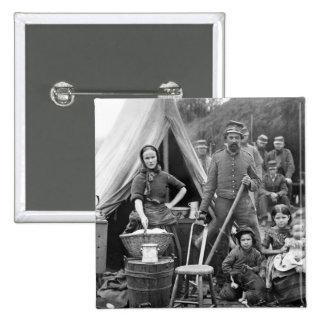 Civil War Road Trip 1861 Button