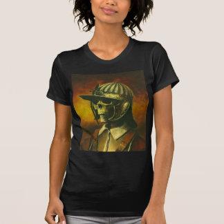 Civil War Roundhead Skeleton T-Shirt