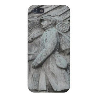 Civil War Soldiers iPhone Case Cover