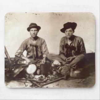 Civil War Soldiers Mousepad