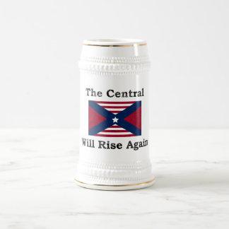 Civil War Spoof 18 Oz Beer Stein