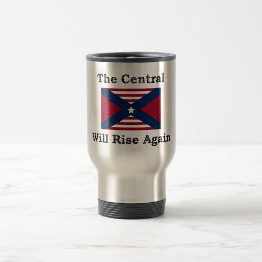 Civil War Spoof Coffee Mugs