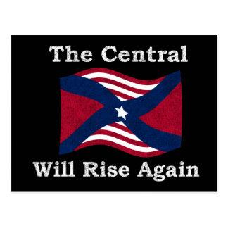 Civil War Spoof Postcard