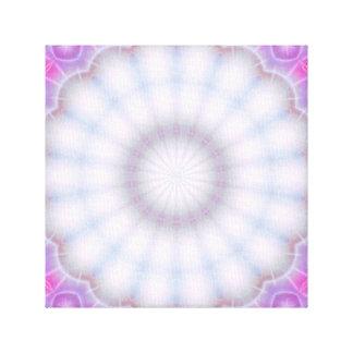Ckakra Energy 3 Mandala Canvas Print