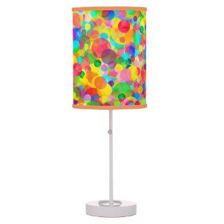 CKC Party Dots-TABLE LAMP
