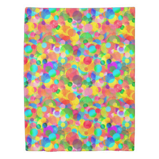CKC Party Dots-TWIN DUVET COVER