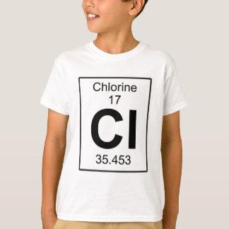 Cl - Chlorine T-Shirt