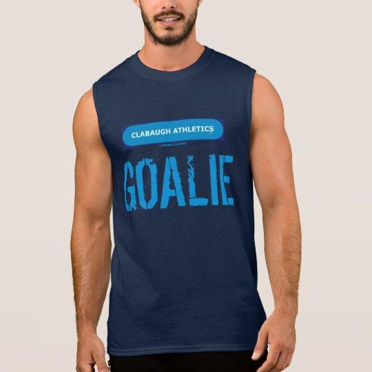 Clabaugh Athletics GOALIE Sleeveless Shirt