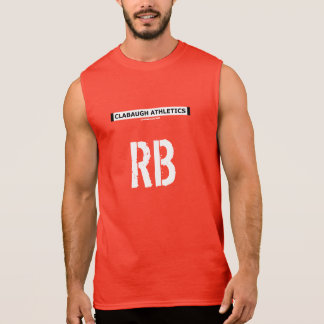 Clabaugh Athletics RB Sleeveless Shirt