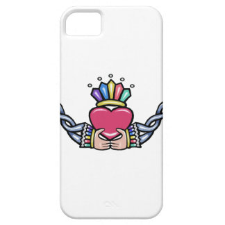 Claddagh #1B with Trinity Case For The iPhone 5