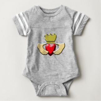 Claddagh Baby Bodysuit