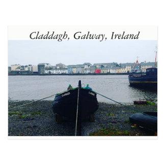 Claddagh, Galway, Ireland Postcard