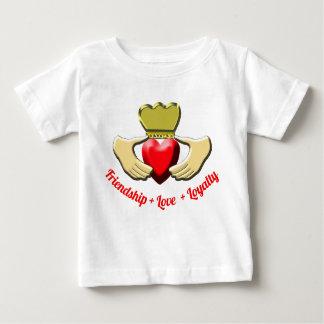 Claddagh Irish Symbol Baby T-Shirt