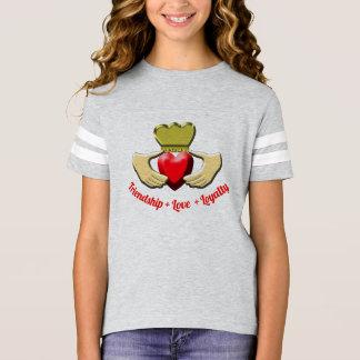 Claddagh Irish Symbol T-Shirt