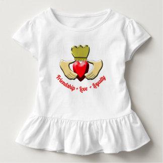 Claddagh Irish Symbol Toddler T-shirt