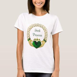 Claddagh Princess T-Shirt