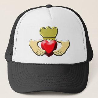 Claddagh Trucker Hat