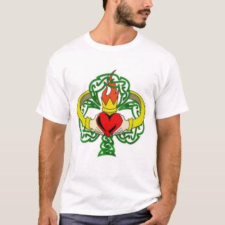 Claddaugh Baseball T T-Shirt