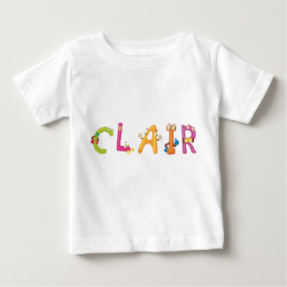 Clair Baby T-Shirt