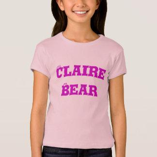 Claire Bear T-Shirt