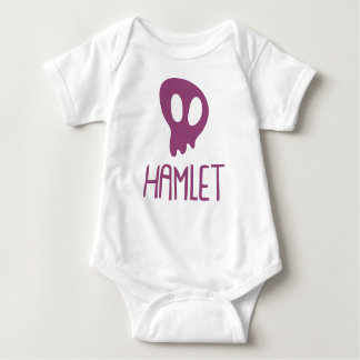 Claire Nunez Hamlet Baby Bodysuit