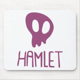Claire Nunez Hamlet Mouse Pad