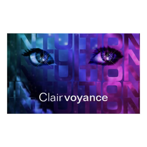 Clairvoyance Poster