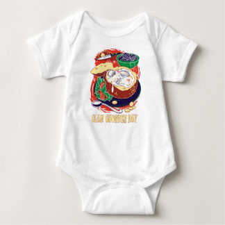 Clam Chowder Day - Appreciation Day Baby Bodysuit