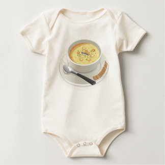Clam Chowder Day - Appreciation Day Baby Bodysuit