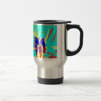 Clamp Brass H Mug