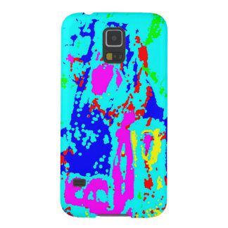 Clamp Brass J Galaxy S5 Case