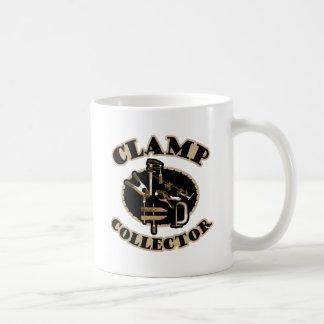 Clamp Collector Coffee Mug